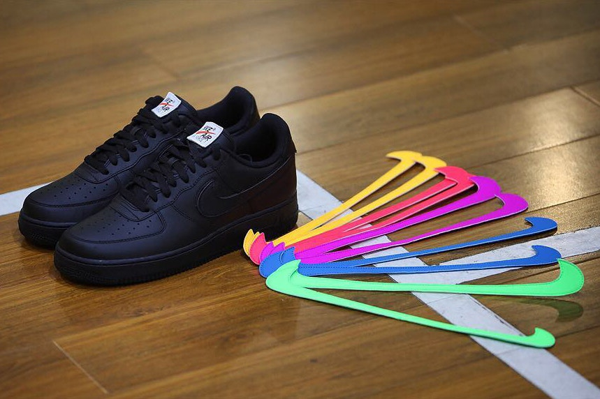 Nike sort une collection à personnaliser en fonction de