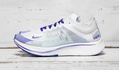 Découvrez la Nike Zoom Fly SP en royal blue !