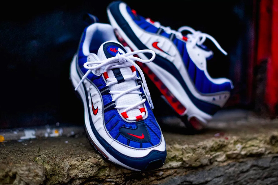 best service fc935 f09cf Nike Air Max 98 : retour du old school !