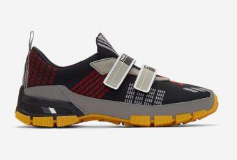 La nouvelle paire de Prada : Nylon Tech Fly Sneaker