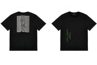 Attention tous les Raf Simons addict : un nouveau t-shirt est disponible !