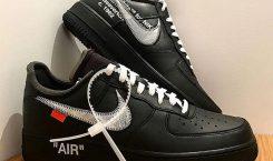 Nouvelle paire de Virgil Abloh pour Nike !