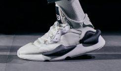 Yohji Yamamoto et Adidas dévoilent leurs nouvelles sneakers durant la…