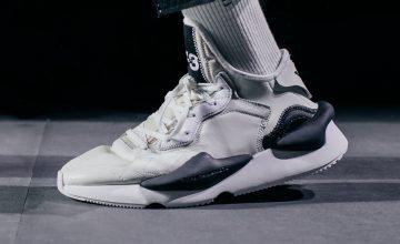 Yohji Yamamoto et Adidas dévoilent leurs nouvelles sneakers durant la PFW