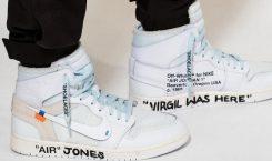 Virgil Abloh dévoile la OFF-Wite X NikeAir Jordan 1 durant…