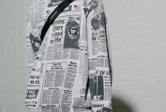 Collection Homme SS 2018, Alexander Wang dévoile une collaboration avec New York Post's !