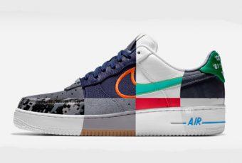 Nike rend hommage à la NBA avec la collection «CityEdition »!