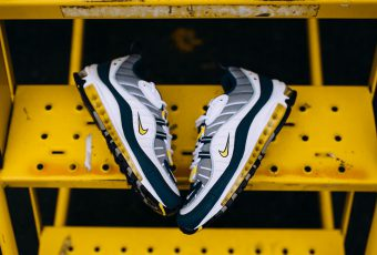 La Nike Air Max 98 débarque dans un nouveau coloris!
