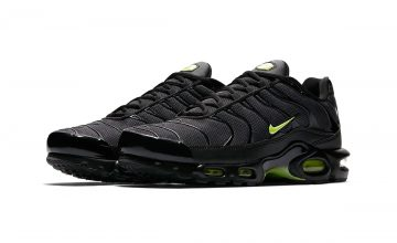 La Nike Air Max Plus « Neon » version 2018 !