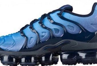 La Nike Vapormax Plus « Electric Blue » pour le Air Max Day 2018 !