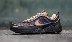 La Nike Zoom Spiridon « Anthracite/ Elemental Gold » est enfin disponible !