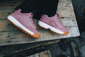 La nouvelle FILA X Solebox « Dusty Pink » est maintenant disponible !