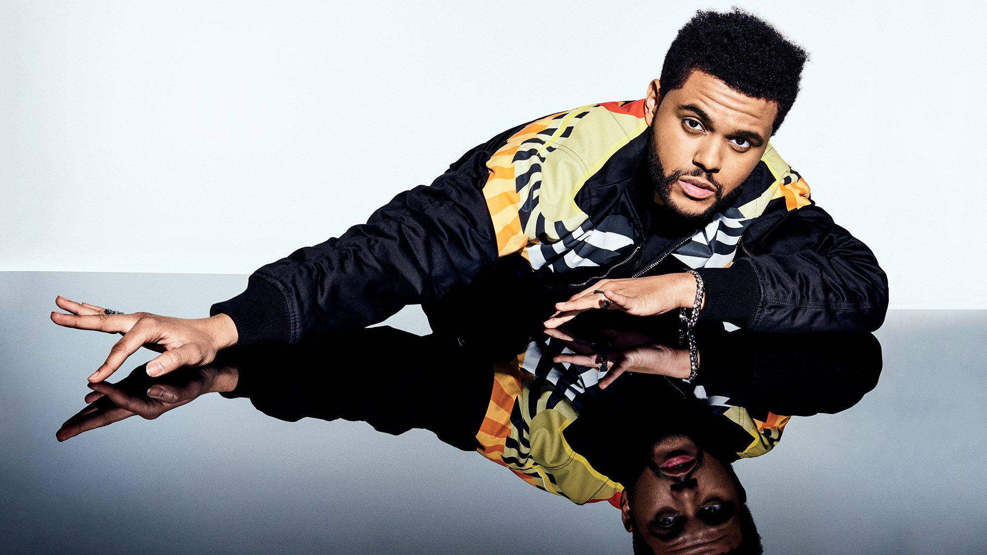 the weeknd h&m trends