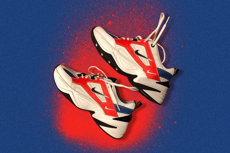 Nike Air Monarch trends