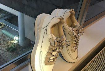A.P.C. lance une sneakers et vous devez l'avoir dans votre collection !