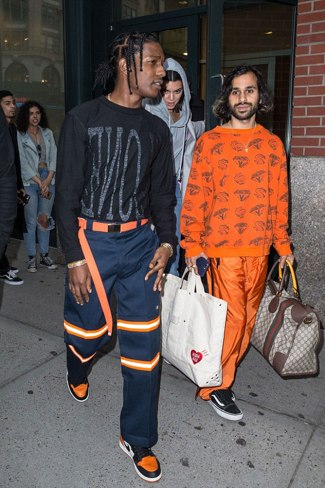 ASAP-Rocky-Vlone-shirt-Air-Jordans