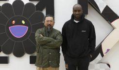 Virgil Abloh et Takashi Murakami ouvrent une exposition à Londres…