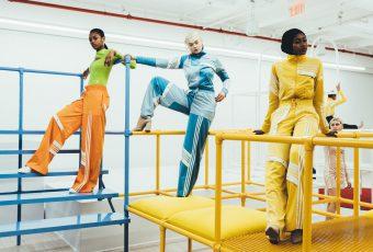 Daniëlle Cathari présente sa collaboration avec Adidas et le résultat est magnifique !