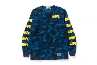Le nouveau drop BAPE est enfin disponible !