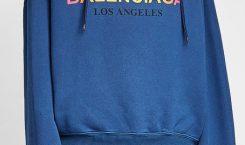 Balenciaga dévoile un nouveau hoodie !