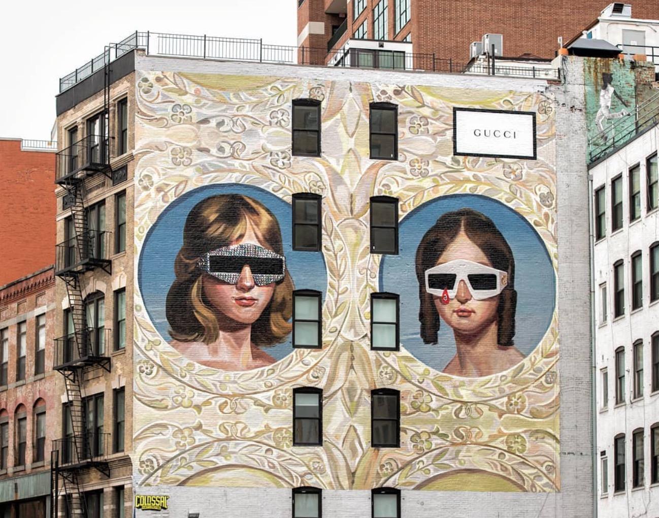 Gucci New York