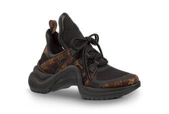 La Louis Vuitton « Archlight » sneakers est enfin disponible !