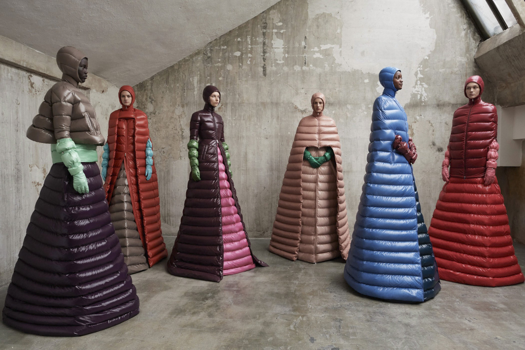 Moncler Genius Collection RTW Fall 2018