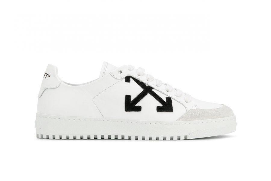 Off-White dévoile une nouvelle paire !