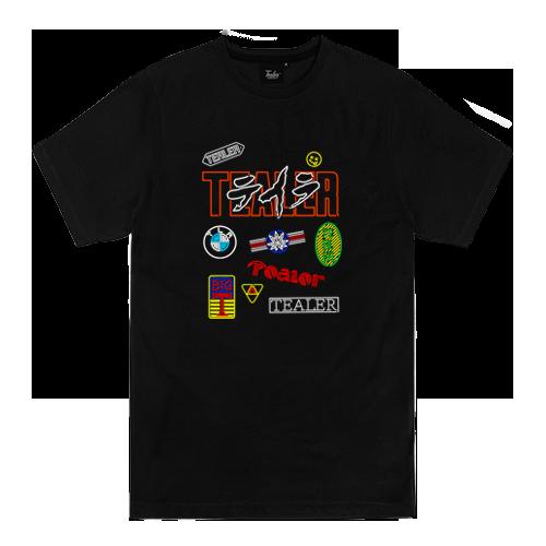 Tee-shirt-noir-mini