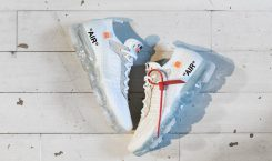 Off-White dévoile la Nike Air Vapor Max Flyknit en coloris…