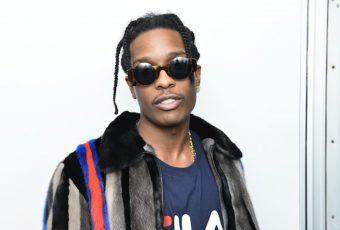 A$AP Rocky annonce que son album est terminé!