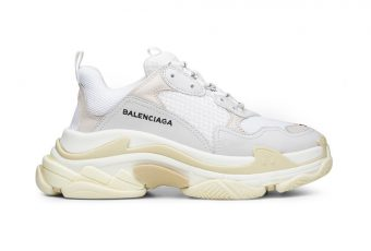 La Balenciaga Triple S revient avec des nouveaux coloris