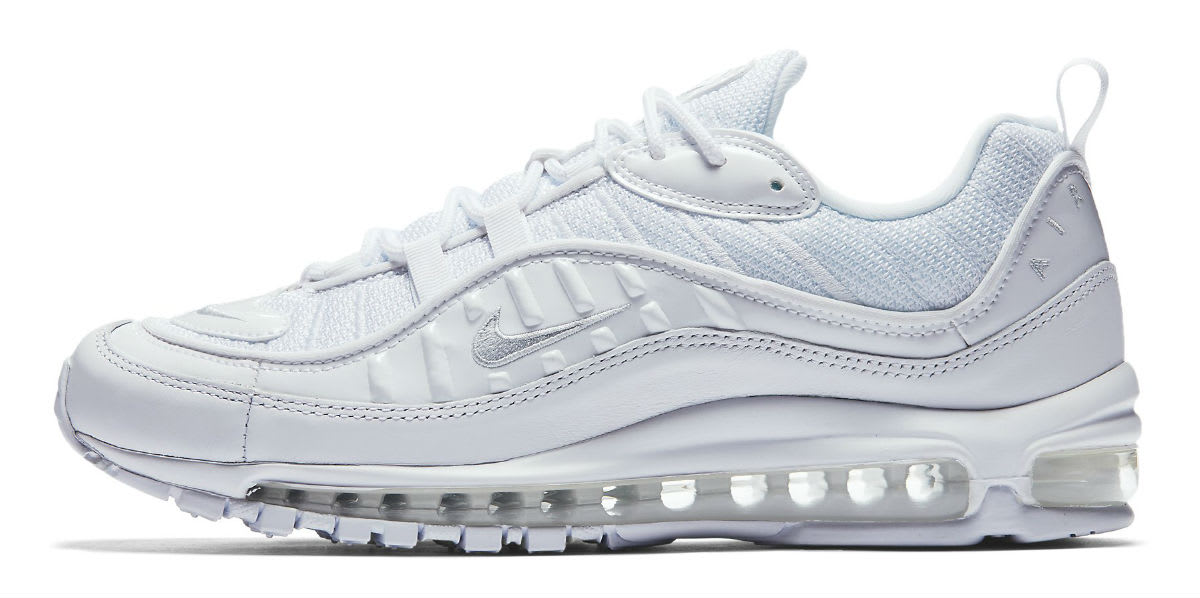 Nike Air Max 98 Pure Platinum trends