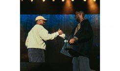 Kid Cudi et Kanye West font une apparition sur scène…