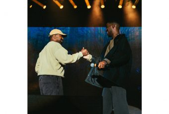 Kid Cudi et Kanye West font une apparition sur scène après un long moment d'absence !