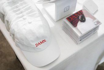 DAMN, la boutique éphémère de Kendrick Lamar ouvrira ses portes à Paris !