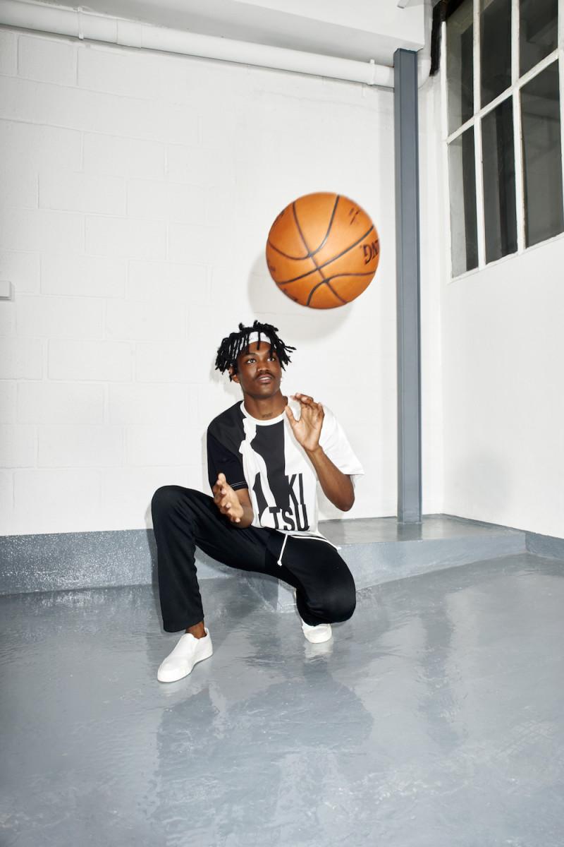 Maison Kitsuné NBA 1