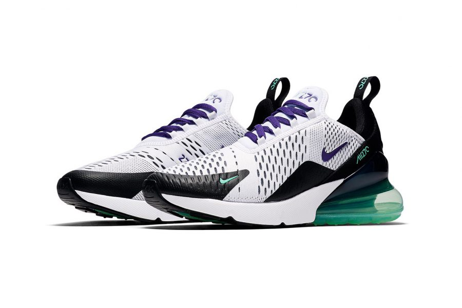 Jeter un coup d'œil à la Air Max 270 « Grape » !