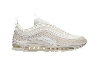 La Nike Air Max 97 Ultra sort en All-white !