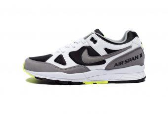 Découvrez les premiers visuels de la nouvelle Nike Air Span II