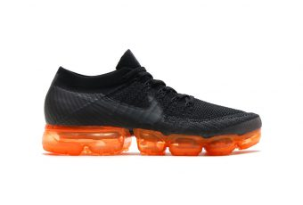 Nike lance la Vapormax « Rush Orange » !