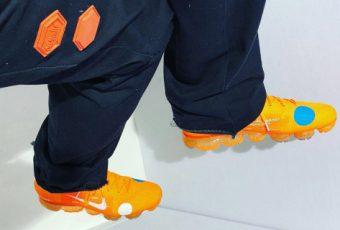 Virgil Abloh lance une édition hybride : la Nike Mercurial Vapormax x OFF-WHITE !