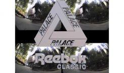 Palace collabore une fois de plus avec Reebok pour une…