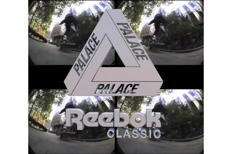 Palace collabore une fois de plus avec Reebok pour une sneakers inédite!
