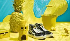 Vans collabore avec Nickelodeon et nous dévoile une collection Bob…