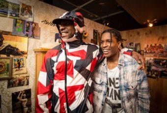 Un titre entre Skepta et A$AP Rocky met le feu lors d'un live Instagram!