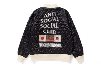Neighborhood et Anti Social Social Club sortent une collaboration !