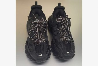 Les nouvelles sneakers de Balenciaga !