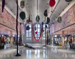 Calvin Klein Paris Showroom