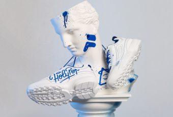 Nouvelle collaboration : Fila et Holypop dévoilent une sneakers exclusive !